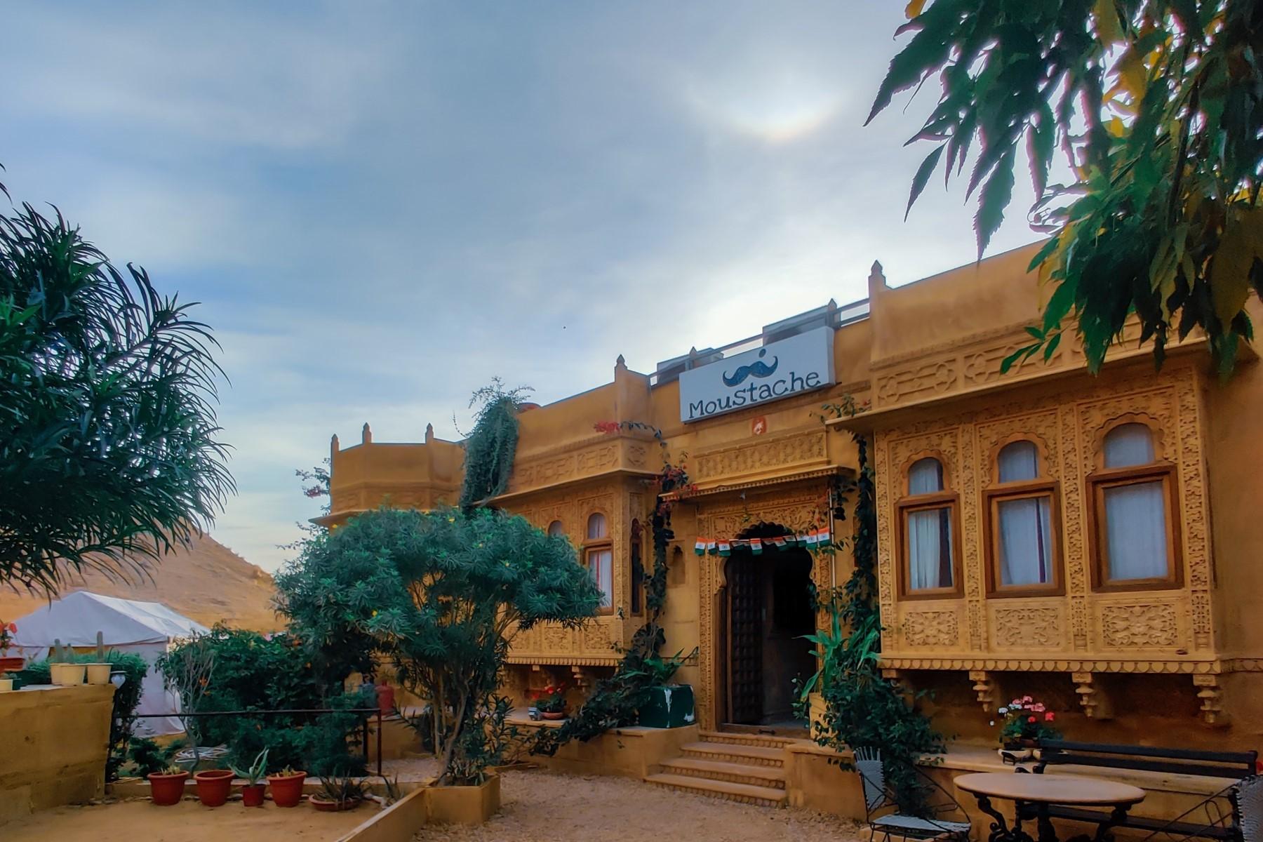 hostel in jaisalmer
