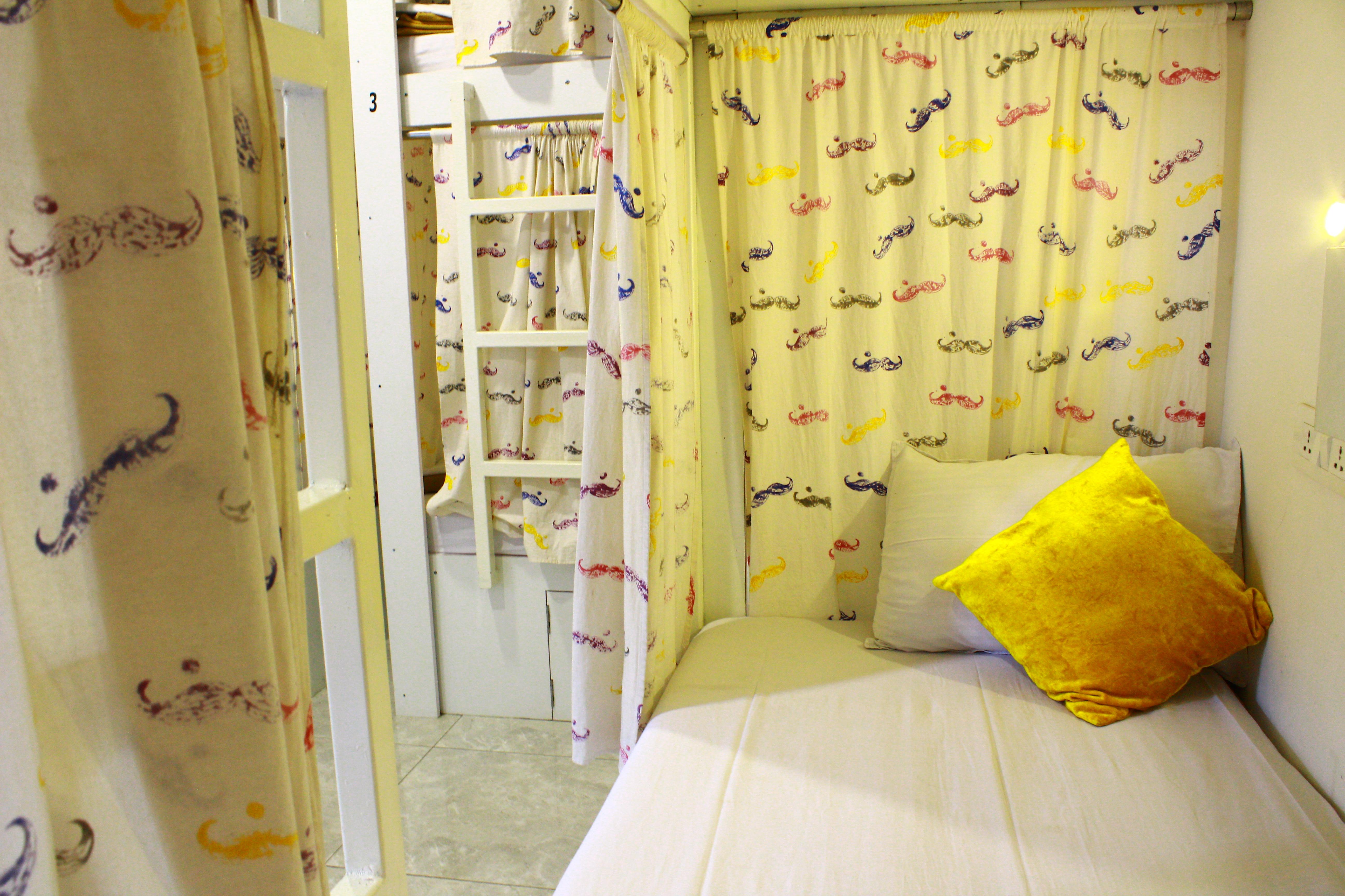 Standard 4 Bed Female Non AC Dorm
