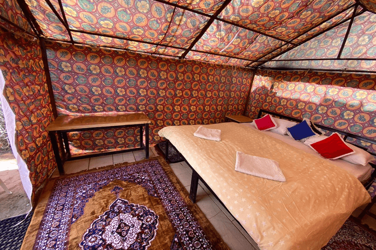 Double Bed Tent