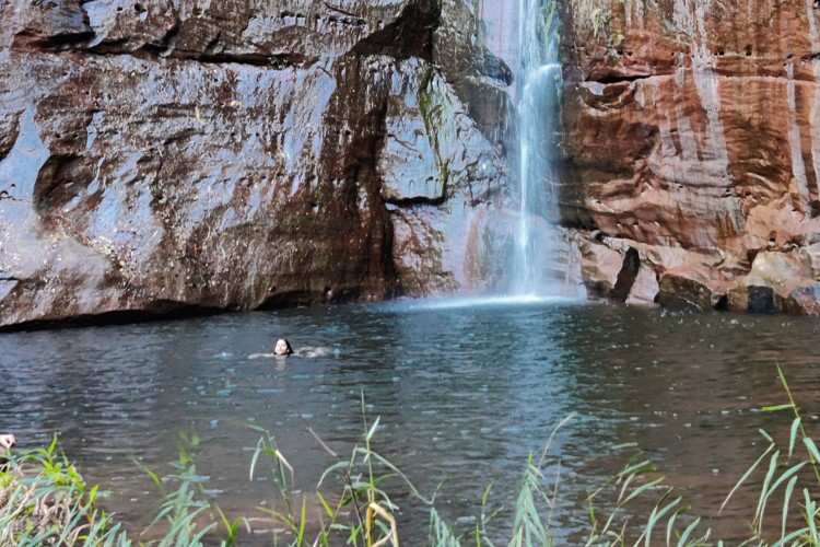 Pachmarhi - A city of Waterfalls