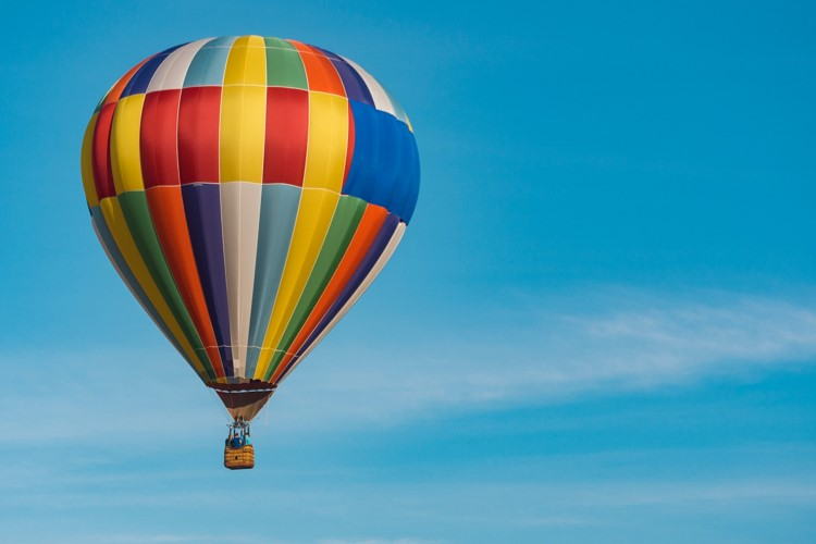 Best Things to do in Jaipur | Hot Air Balloon