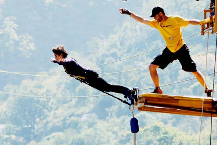 Bungee Jumping Package
