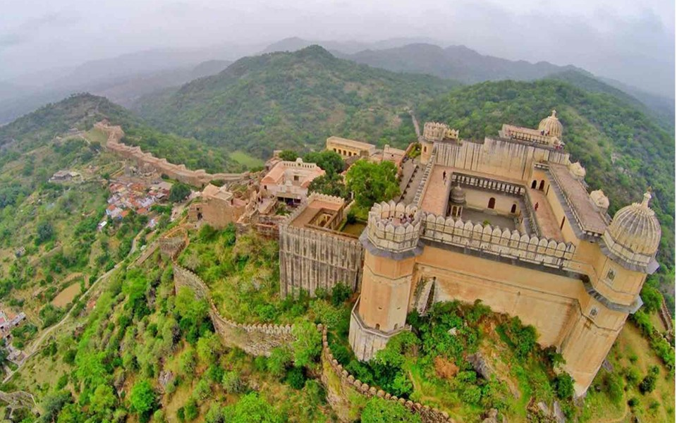 Kumbhalgarh Fort, Day Trip from Udaipur