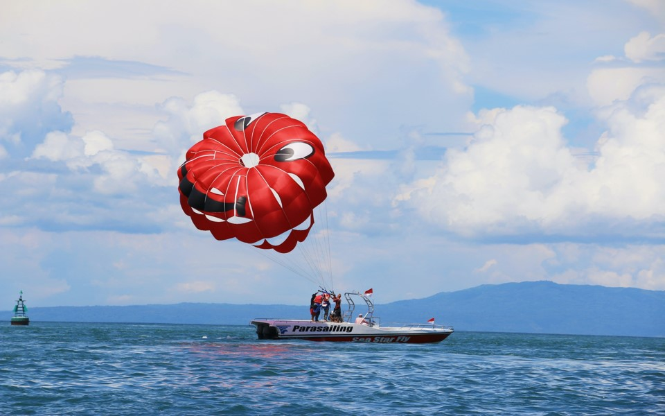 Water Sports Activities in Goa with Moustache Escapes
